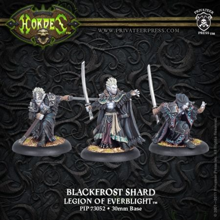 Legion Everblight Blackfrost Shard (3)